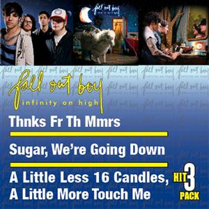 Fall Out Boy - Thnks Fr Th Mmrs Hit Pack - MP3 Download