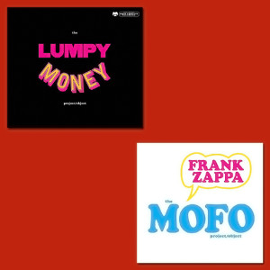 Frank Zappa MOFO (4 Disc)/LUMPY MONEY Bundle
