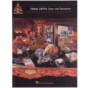Frank Zappa Over-nite Sensation - Guitar Transcriptions