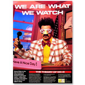 Frank Zappa We Are What We Watch - Mr. Honker!