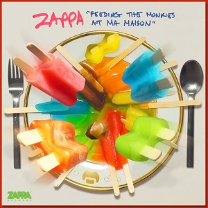 Frank Zappa - Feeding The Monkies At Ma Maison CD