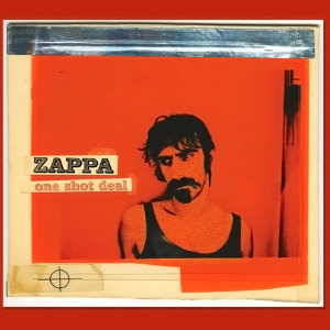 Frank Zappa One Shot Deal CD