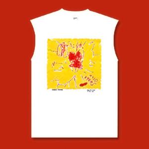Frank Zappa Sunburn Monster Sleeveless T-Shirt