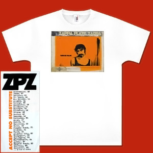 Zappa Plays Zappa One Shot Deal T-Shirt