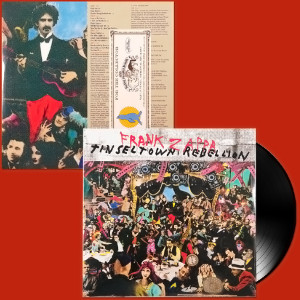 Frank Zappa - Tinseltown Rebellion Double LP