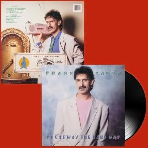 Frank Zappa - Broadway the Hard Way LP