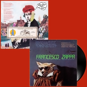 Francesco Zappa LP
