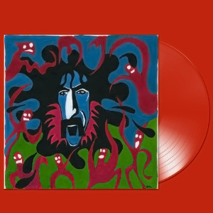 "Frank Zappa's  HELP I'M A ROCK &  WHO ARE THE BRAIN POLICE?  12"" Red Vinyl 45rpm"
