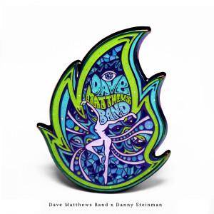 Dave Matthews Band x Danny Steinman 2-pin combo