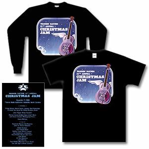 Warren Haynes 2000 Xmas Jam T-Shirt