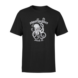 Octoskull Tour Date Men's Tee