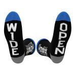 """Hendrick Motorsports Exclusive - #05 """"Wide Open"""" Socks"""