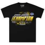 Jimmie Johnson #48 2013 Sprint Cup Champion T-shirt