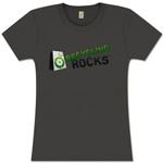 Live Nation Recycling Rocks Women's T-Shirt