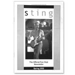 Sting Spring 2002 Newsletter