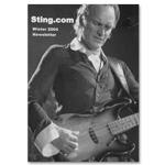 Sting Winter 2004 Newsletter