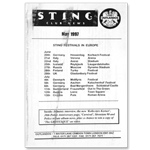 Sting May 1997 Newsletter