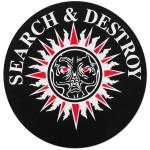 Henry Rollins - Search & Destroy Slipmat