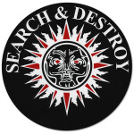 Henry Rollins - Search & Destroy Sticker