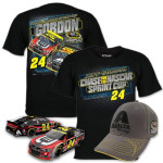 Jeff Gordon - #24 2014 Official Nascar Chase for the Cup Bundle