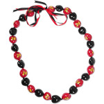 Jeff Gordon #24 Kukui Nut Necklace