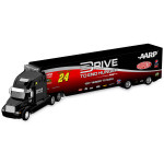Jeff Gordon #24 'Drive To End Hunger' Hauler Truck 1:64 Diecast