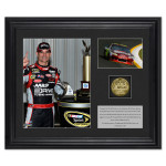 Jeff Gordon 2012 Pocono Photo(s) with Gold Coin