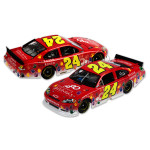 Jeff Gordon #24 2011 Foundation AUTOGRAPHED 1:24 Diecast