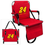 Jeff Gordon Arm Rest Stadium Seat