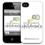 Exclusive Jeff Gordon Childrens Foundation iPhone 4/4s Case