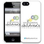 Exclusive Jeff Gordon Childrens Foundation iPhone 5 Case