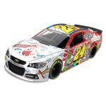 Jeff Gordon #24 Foundation Holiday 1:24 Scale Diecast HOTO