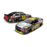 Jeff Gordon #24 2014 Axalta 1:24 Scale Color Chrome Diecast