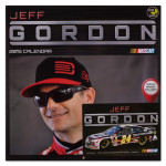 "Jeff Gordon #24 2015 12""x 12"" Wall Calendar"