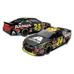 Jeff Gordon #24 1:24 Scale 2015 Axalta Diecast