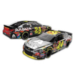 Jeff Gordon - #24 Axalta 2015 Nascar Sprint Cup Series Diecast 1:24 Scale Color Chrome