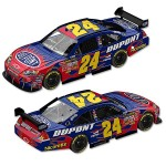 Jeff Gordon 2008 DuPont 1:24 Scale Diecast