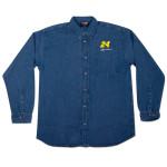Jeff Gordon #24 Denim Shirt