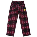 Jeff Gordon #24 Draft Pick Plaid Woven Pant
