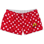 Jeff Gordon #24 Ladies Iconic Polka Dot Short