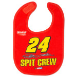 Jeff Gordon - Spit Crew All Pro Baby Bib