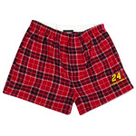 Jeff Gordon Men's Flannel Boxer