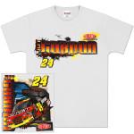 Jeff Gordon #24 Shaft T-Shirt