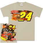 Jeff Gordon #24 Draft T-Shirt