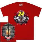 Jeff Gordon 2011 Schedule T-shirt