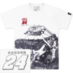 Jeff Gordon #24 DuPont Engine T-Shirt