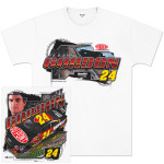 Jeff Gordon #24 DuPont Draft T-shirt