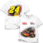 Jeff Gordon LTD Edition Exclusive 2012 Launch T-shirt