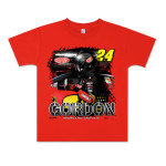 Jeff Gordon #24 DuPont Youth Showtime T-shirt
