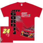 Jeff Gordon #24 DTEH Race Time T-shirt
